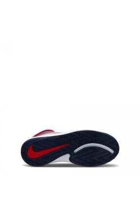 Nike Team Hustle D 9 Unisex Mavi Basketbol Ayakkabısı 2