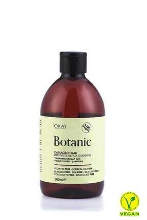 Botanic Yıpranmış Saçlar Için Yoğun Onarıcı Şampuan 500 ml 8698636614658 0