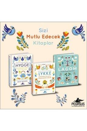 Pegasus Yayınları Hygge + Lykke + Lagom Takım Set (3 Kitap) 0