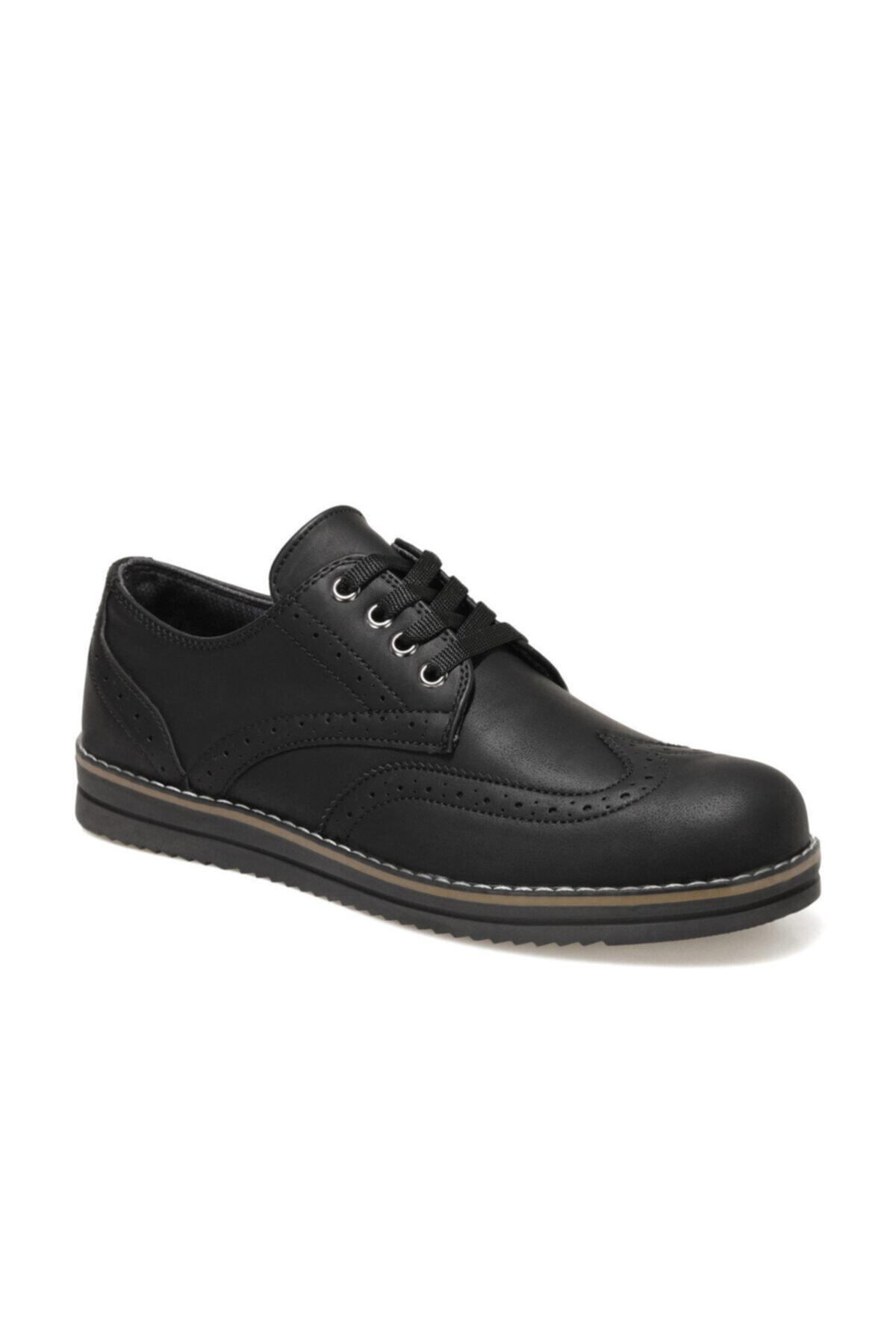 353617.M1FX Siyah Erkek Günlük Ayakkabı 100787653
