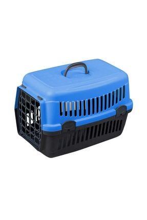 Sera Mavi Kedi Köpek Taşıma Çantası 50x34x33cm 0