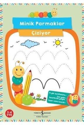 İş Bankası Kültür Yayınları Minik Parmaklar Çiziyor 0
