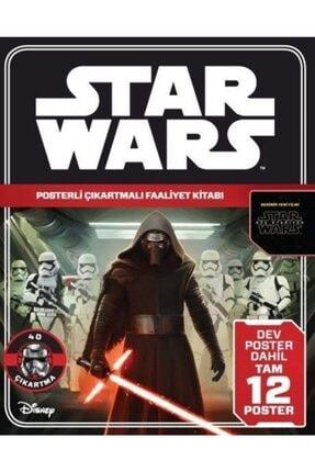 Doğan Egmont Yayıncılık Disney Starwars-posterli Çıkartmal 0