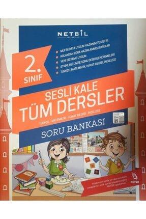 Bilfen Yayınları Netbil Yayınları 2. Sınıf Sesli Kale Tüm Dersler Soru Bankası 0