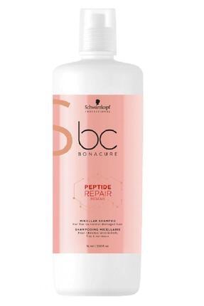 Bonacure Peptide Acil Kurtarma Micellar Şampuan 1000ml 0