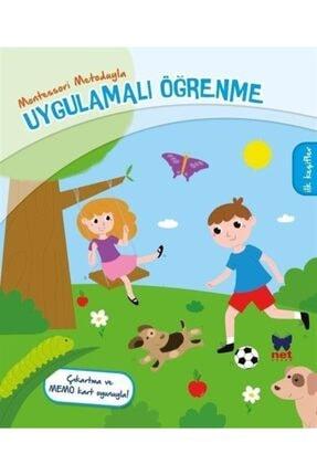 Net Kitap Montessori Metoduyla Uygulamalı Öğrenme - Ilk Keşif 0
