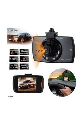 Concord Türkçe Menü 1080p Hd Araç Içi Kamera Gece Görüşü 2,5 Inç 2