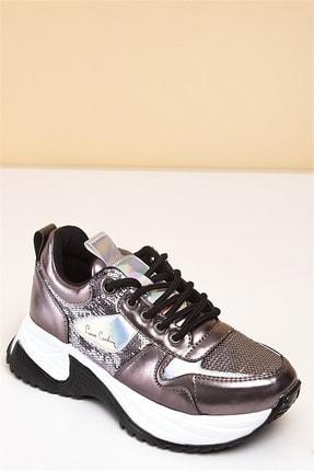 Pierre Cardin PC-30212 Platin Kadın Spor Ayakkabı 1