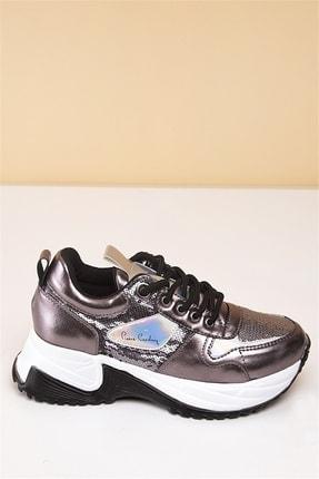 Pierre Cardin PC-30212 Platin Kadın Spor Ayakkabı 2