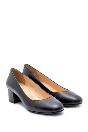 Derimod Kadın Deri Kalın Topuklu Ayakkabı 2