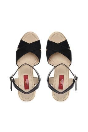 Kemal Tanca Kadın Vegan Sandalet Sandalet 560 056-07 Bn Sndlt 3