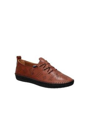 103021.Z Taba Kadın Ayakkabı 100508556 resmi