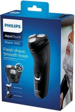 Philips Oynar Başlıklı Islak & Kuru Şarjlı Tıraş Makinesi S1223/41 4