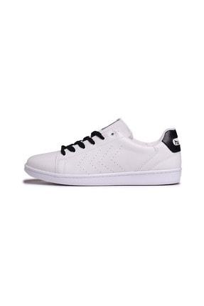 HUMMEL Spor Ayakkabı Busan - Beyaz Siyah - 44 0