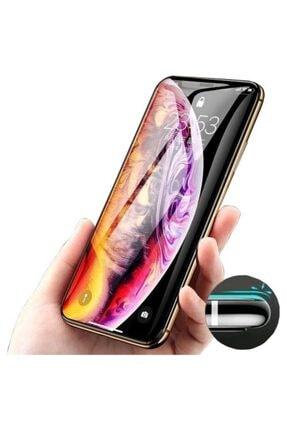 Syrox Apple Iphone Xr Kavisli Tam Kaplayan Zengin Çarşım Ekran Koruyucu Film 2