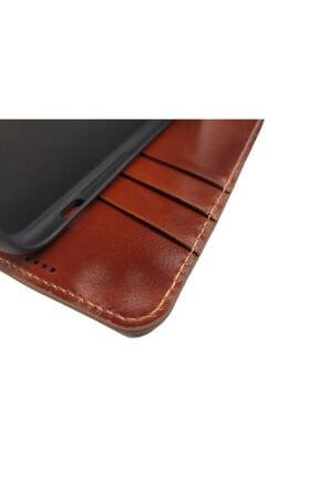 mtt Iphone 11 Deri Kapaklı Kılıf Hakiki Dana Derisi 4