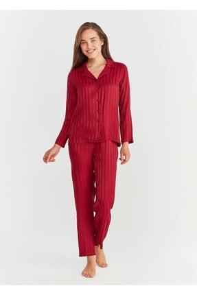 Suwen Diana Maskulen Pijama Takımı 1
