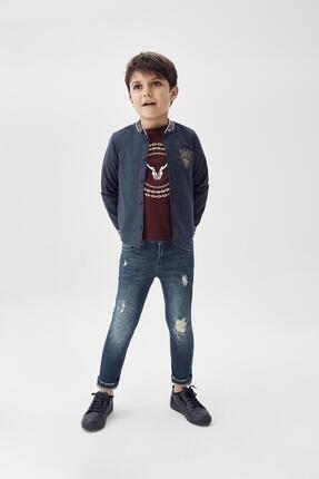 Erkek Çocuk Jean Pantolon 20fw0nb3213 resmi