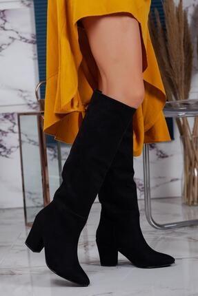 Muggo Ilkn01 Kadın Çizme 2