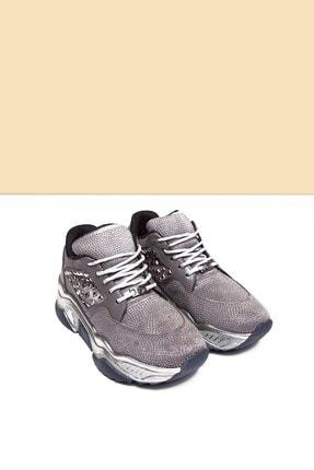 Pierre Cardin PC-30420 Platin Kadın Spor Ayakkabı 0