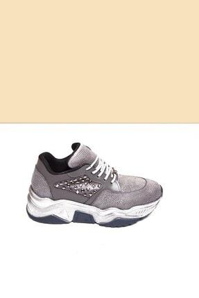 Pierre Cardin PC-30420 Platin Kadın Spor Ayakkabı 2