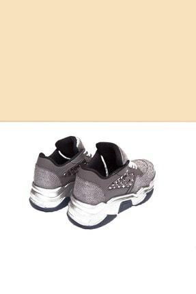 Pierre Cardin PC-30420 Platin Kadın Spor Ayakkabı 3