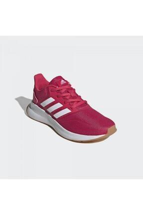 adidas RUNFALCON K Pembe Kız Çocuk Koşu Ayakkabısı 100663952 1