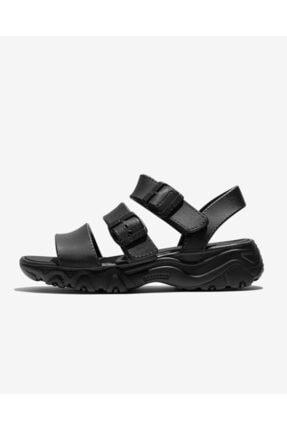 Skechers D'LITES 2.0- STYLE INCON Kadın Siyah Sandalet 0