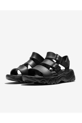Skechers D'LITES 2.0- STYLE INCON Kadın Siyah Sandalet 2