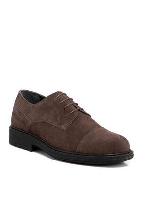 Tergan Vizon Süet Deri Erkek Ayakkabı 55016a02 0
