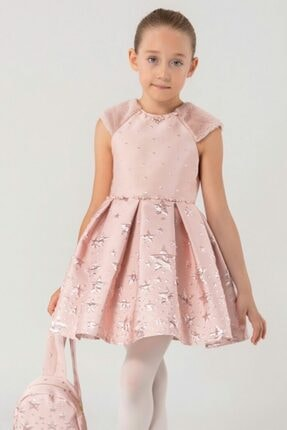 Pamina Kız Çocuk Parti Elbise 0