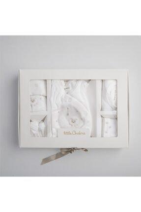 Chakra Lamb Yeni Doğan Hastane Çıkışı Beyaz 4