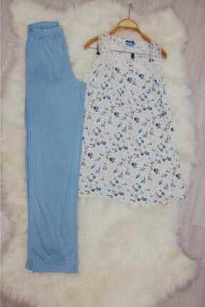 Haluk Bayram Baha Kadın Yazlık Pijama Takımı 0