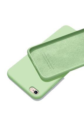 Mopal Iphone 6 / 6s Içi Kadife Lansman Silikon Kılıf 0