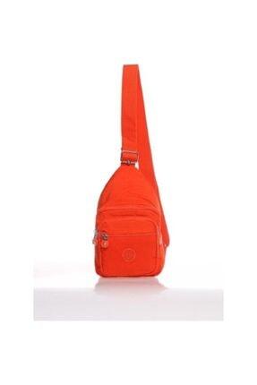 Smart Bags Kadın Body Bag Krinkıl Kumaş Su Geçirmez Hafif Omuz Sırt Çantası 17*7*17 0