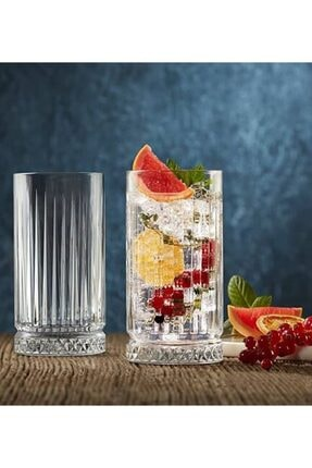 Paşabahçe Elysia 12'li Su Meşrubat Bardağı-520015 0