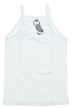 GÜMÜŞ Iç Giyim Ip Askılı Kız Çocuk Atlet 6 Lı Paket 1