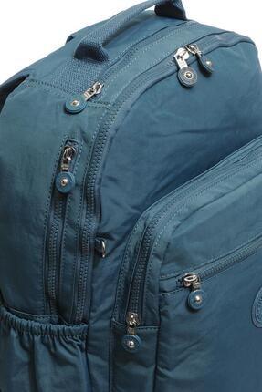Smart Bags Smbky1019-0050 Buz Mavi Kadın Sırt Çantası 3