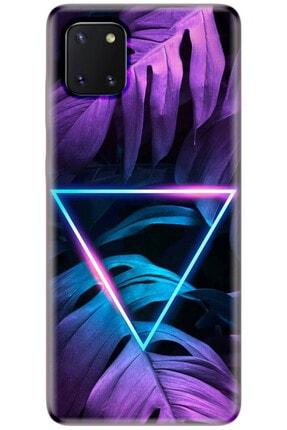 Noprin Samsung Galaxy Note 10 Lite Kılıf Silikon Baskılı Desenli Arka Kapak 0