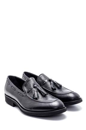 Derimod Erkek Deri Püskül Detaylı Ayakkabı 2