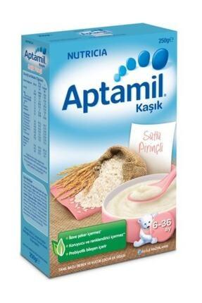Aptamil Sütlü Pirinçli Kaşık Maması 250gr 0