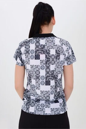TRYON Kadın Polyester Polo T-shirt Eliz 1