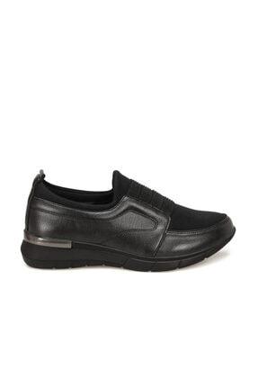 Travel Soft TRV1730 Antrasit Kadın Comfort Ayakkabı 100555607 1