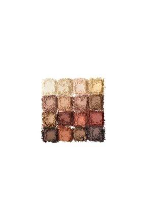 NYX Professional Makeup Pubgm Ultimate Shadow Palette Warm Neutrals - Far Paleti 3