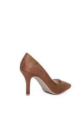 Kemal Tanca Kadın Vegan Stiletto Ayakkabı 26 35036 Bn Ayk Sk20-21 2