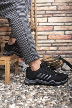 Riccon Siyah Füme Erkek Trekking Ayakkabı 0012189 2