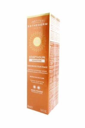 INSTITUT ESTHEDERM Adaptasun Face Cream Moderate Sun 50 ml 0