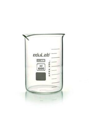 Edulab Beherglas (600 ml. Cam) 0