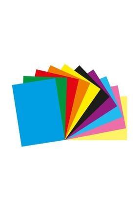 Bigpoint Fon Kartonu 25x35cm Karışık 10 Renk 0
