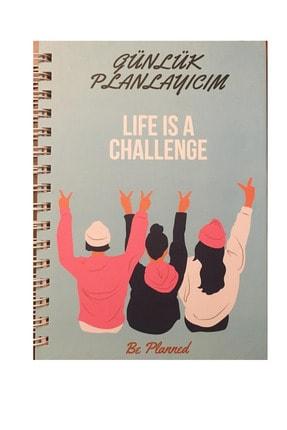 Be Planned Genç Günlük Planlayıcı Ajanda 0